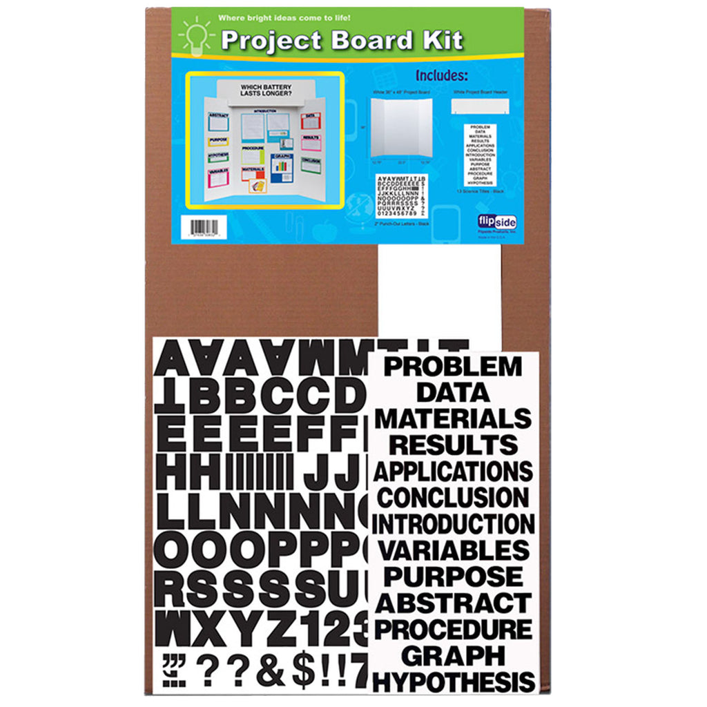 Project Board Kit Retail 24pk