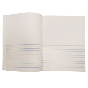 Soft Blank Book Ruled 8.5x11 24 Pk Portrait