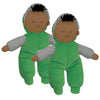 (2 Ea) Dolls International Friend Black Boy