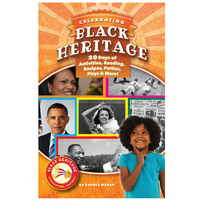 (3 Ea) Black Heritage Celebrating Culture Celebrating Black Heritage
