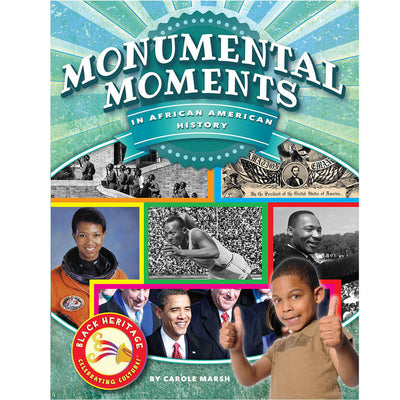 Black Heritage Celebrating Culture Monumental Moments