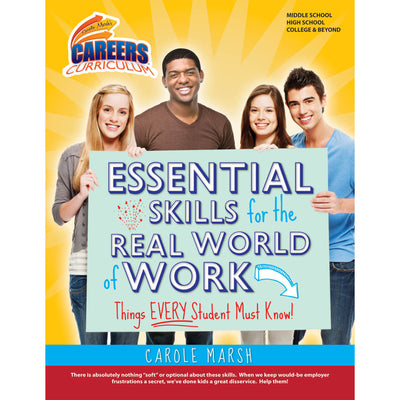 (2 Ea) Careers Curriculum Essential Skills For The Real World Of Work