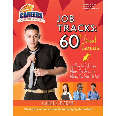 (2 Ea) Careers Curriculum Job Tracks