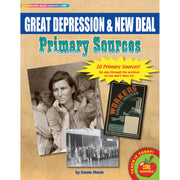 (2 Pk) Primary Sources Great Depression & New Deal