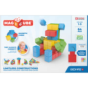 Magicubes Fullcolor Try Me 64 Pcs Recycled