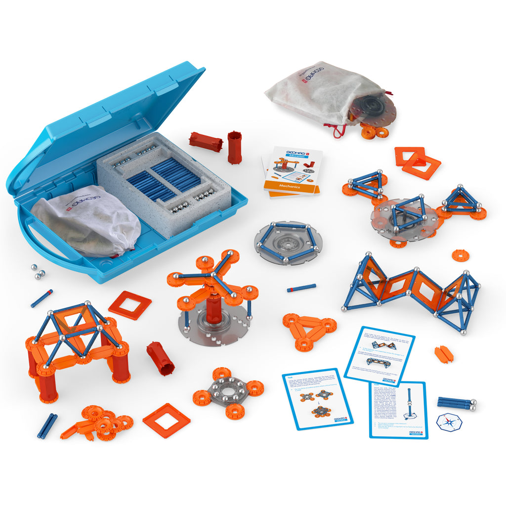 Geomag Education Kit Mechanics