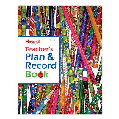 (2 Ea) Teachers Plan And Record Book