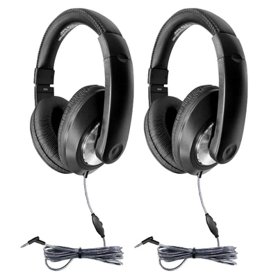 (2 Ea) Headphone W- In Line Volume Control