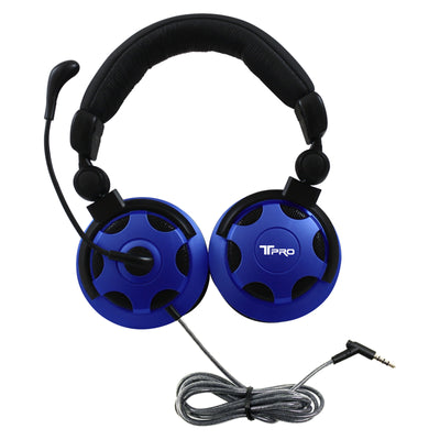 T Pro Trrs Headset W- Noise Cancelling Mic