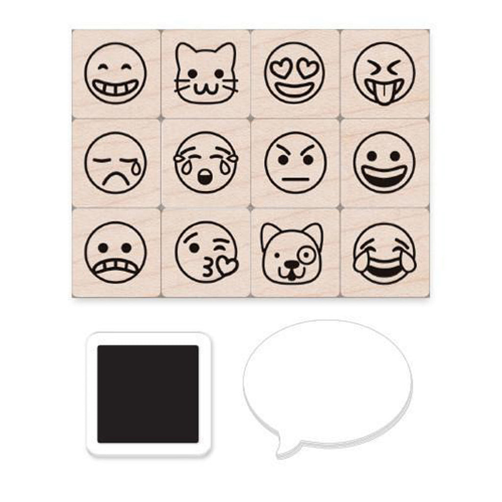 Emoji Icons Mini Tub