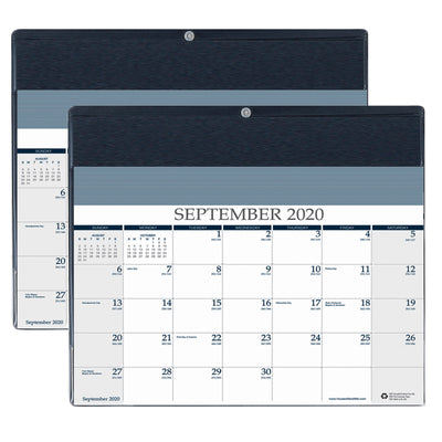 (2 Ea) Wall Calendar 16 Months Sep-dec Academic Reminder