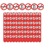 (6 Pk) No Bullying Die Cut Border