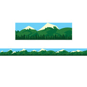 Mountains Border