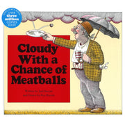 Cloudy W- A Chance Of Meatballs Paperback