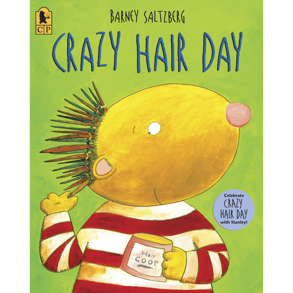 Crazy Hair Day Big Book - Student Spotlight