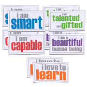 (2 Pk) Self-esteem Magnets Pack Of 5