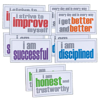 (2 Pk) Inner Strength Magnets Pack Of 5