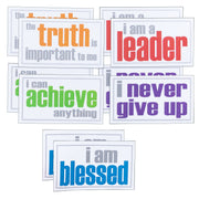 (2 Pk) Encouragement Magnets Pack Of 5