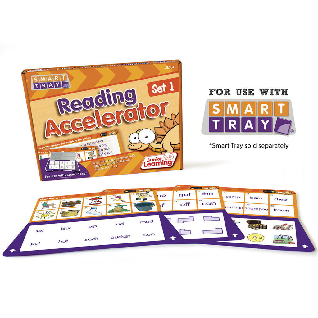 Smart Tray Reading Accelrtor Set 1