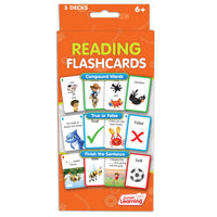 Reading Flash Cards