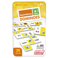 EQUIVALENCE DOMINOES
