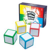 Write & Wipe Dice
