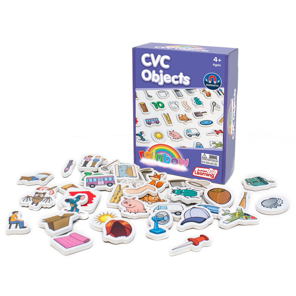 Rainbow Cvc Objects