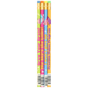 Growth Mindset Pencil Assort 12pk