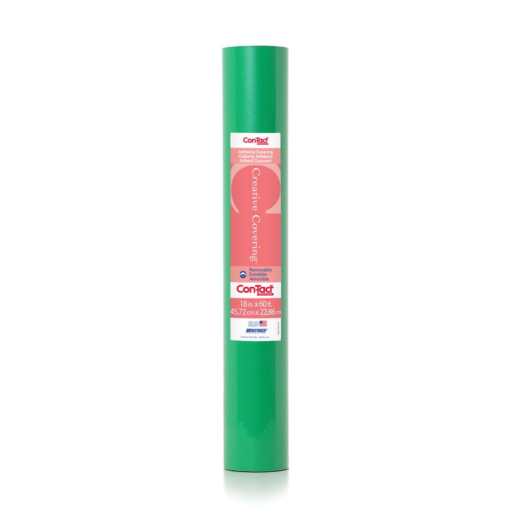 Contact Adhesive Roll Green 18x60ft