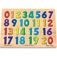 Sound Puzzles Numbers
