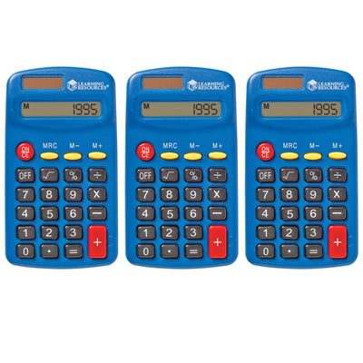 (3 Ea) Primary Calculator