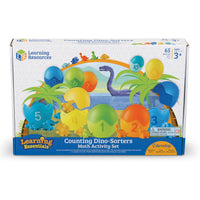 Counting Dino Sorters Math Activity Set