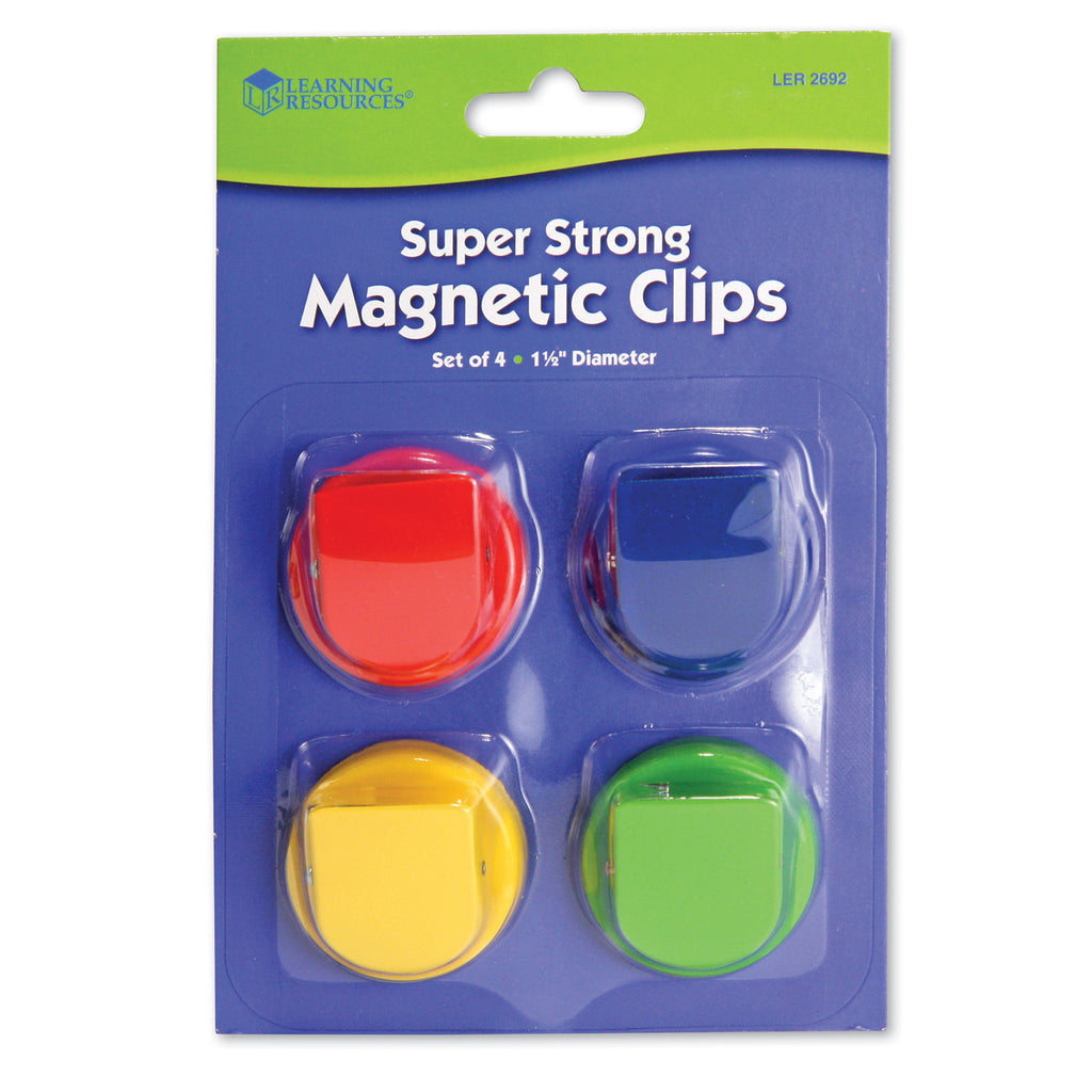 (2 Pk) Super Strong Magnetic Clips - Student Spotlight