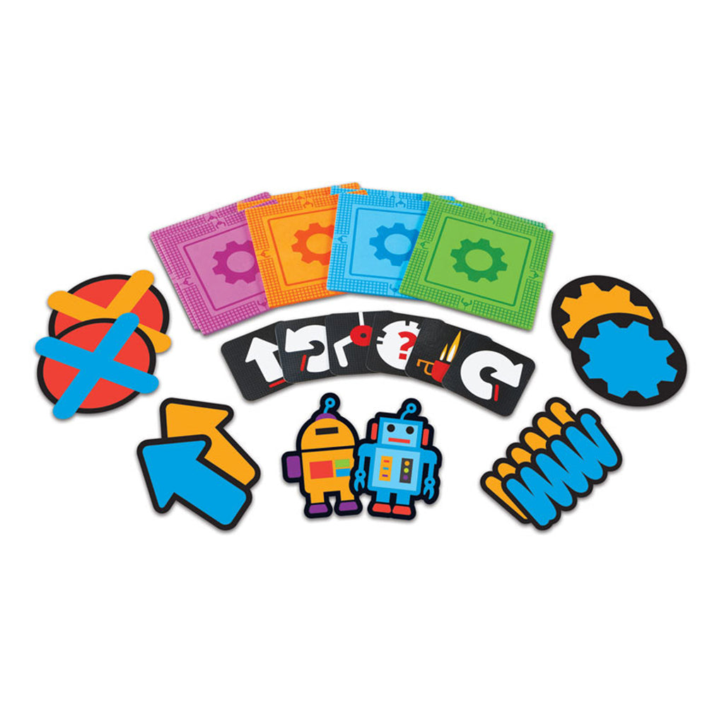 LETS GO CODE ACTIVITY SET