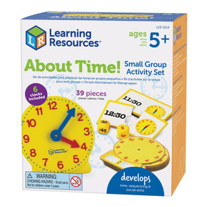 About Time Small Group Activity Set