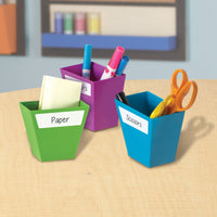 Magnetic Create Space Storage Bins