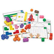 Mathlink Cube Activity Set