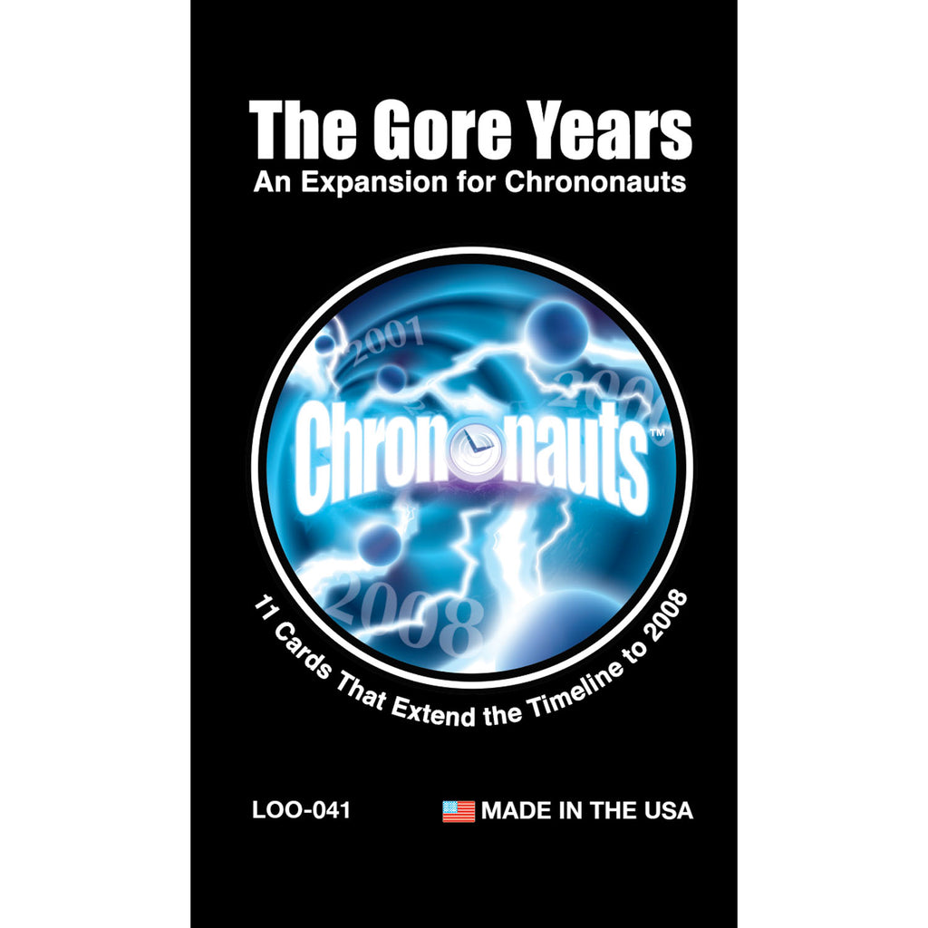 The Gore Years Expansion Pack