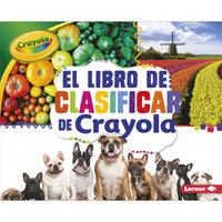 Crayola Concepts Books Spanish Set Of 6