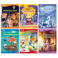 Disney Learning Everydy Stories 6st