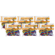 (6 Ea) Laces For Lacing 24pk 36in Long 1in Tips Assorted Colors