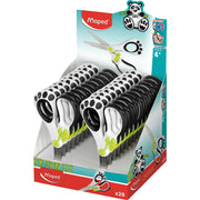 5in Koopy Scissors With Spring 20pk Display