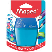 (24 Ea) Maped Pencil Sharpener 2 Hole