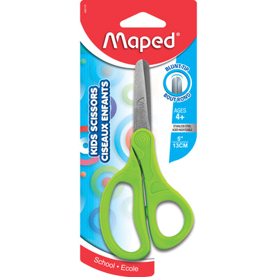 (12 Ea) Essentials Kids Scissors 5in Blunt