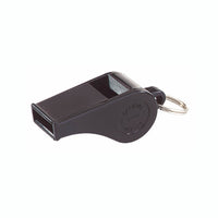 Whistle Small Plastic 12-pk 1-3-4l Black