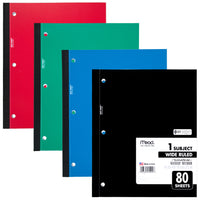 (12 Ea) Notebook Wireless Neatbook 80 Sht 10.5x8