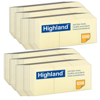 (6 DZ) NOTES HIGHLAND YELLOW