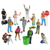 Career Figures Set