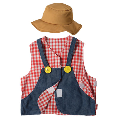 Farmer Toddler Dress Up