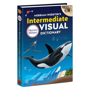 Intermediate Visual Dictionary Hardcover 2020 Copyright
